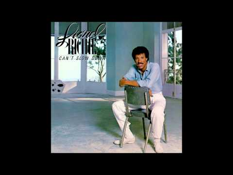 lionel richie full album can't slow down