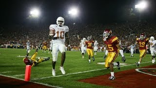 best college football moments