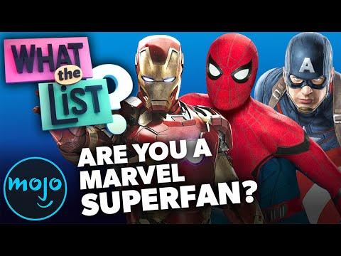 Marvel Superfan Trivia Battle! | What The List?