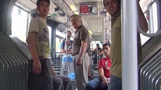 Metrobüs Ayvansaray Pici