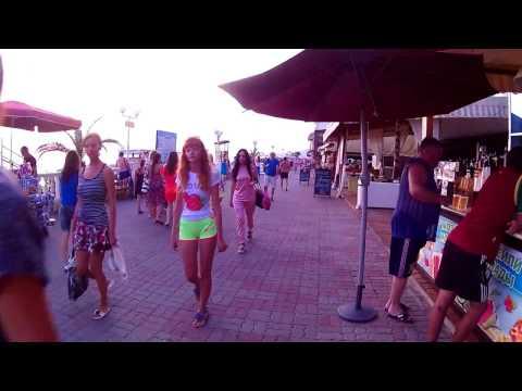 Свежие фото и новое видео поселка Лазаревское Лазаревское