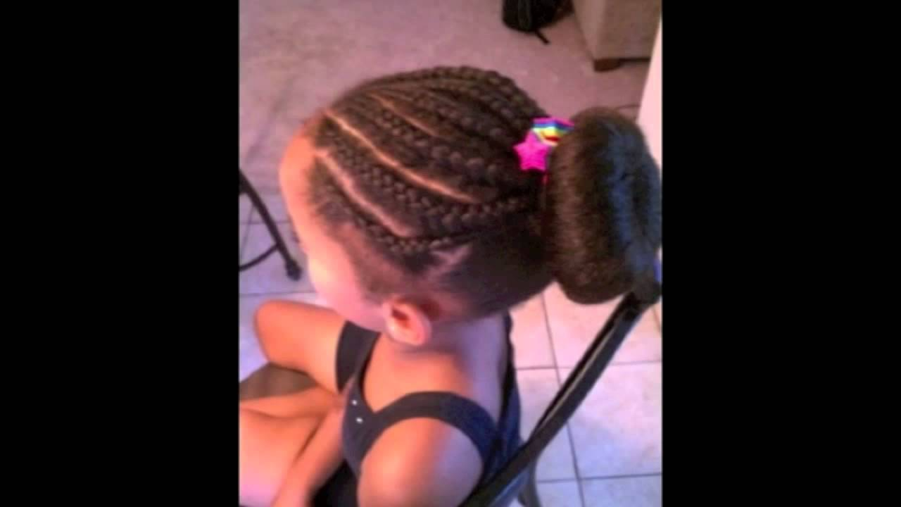 mixed chicks children's hairstyles - part 2 - youtube