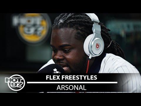 Arsonal Freestyles on Flex | #Freestyle054