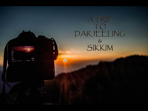 A Winter Trip to Darjeeling and Sikkim || Full Documentary || 2017