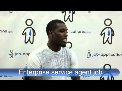 Enterprise Interview -  Service Agent