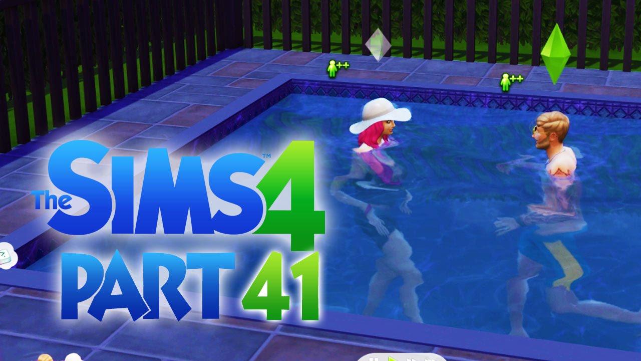 Sims 3 Pool Drehen