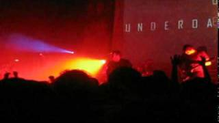 Underoath - Illuminator - New Song Live At Cool Tour 7/23/2010