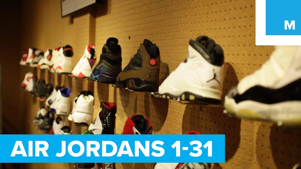 The Evolution Of Air Jordan 1 31