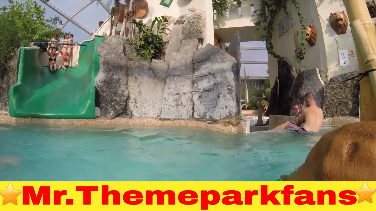 Aquafun Sunparks Oostduinkerke 22 07 2014 Youtube