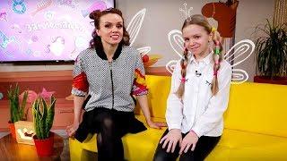 Обучающее видео для девочек - Заплетайка - Цепочка из волос - учимся делать прически