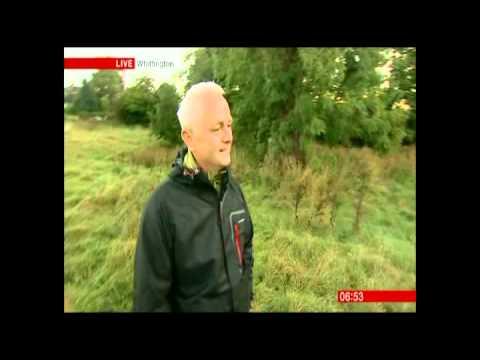 Woodland Trust Citizen Science BBC Breakfast 06:50 hrs