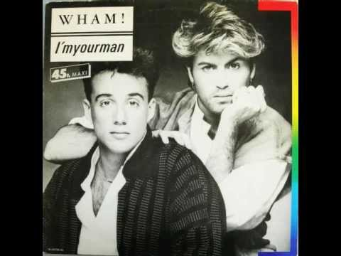 Wham! - I'm Your Man (Extended Stimulation Mix)
