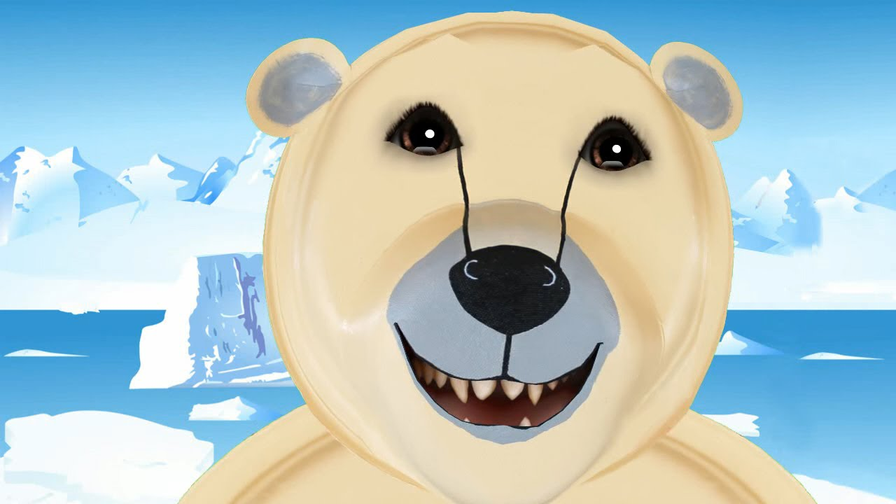 Polar Bear Facts for Kids (with Quiz) - YouTube