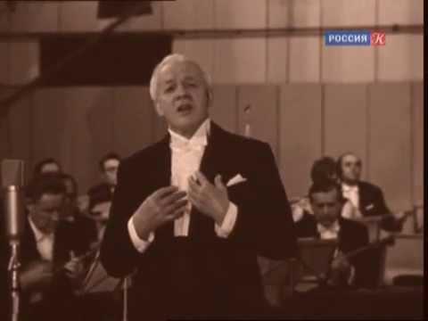 Sergei Lemeshev. Oh, Nastasia!  Сергей Лемешев. Ах, Настасья