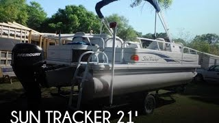 [UNAVAILABLE] Used 2009 Sun Tracker Fishing Barge 21 Coastal Series in Pace, Florida