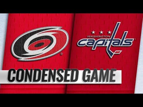 12/27/18 Condensed Game: Hurricanes @ Capitals