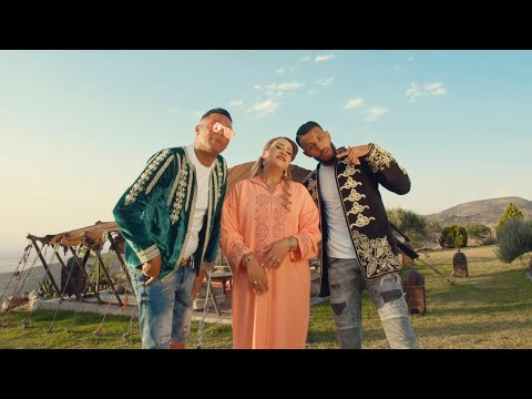 Youtube: DJ Hamida feat. Khadija Atlas, LECK & Youbig –«La reine du berbère gang» (clip officiel)