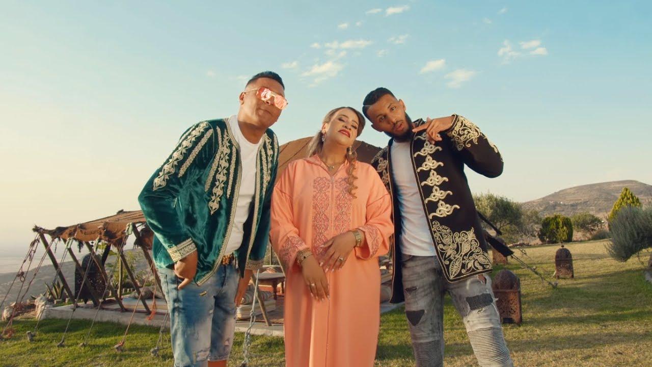 """DJ Hamida feat. Khadija Atlas, LECK & Youbig - """"La reine du berbère gang"""" (clip officiel)"""