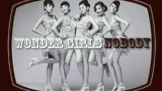Nobody - Wondergirls (English Version) w/Lyrics+Download