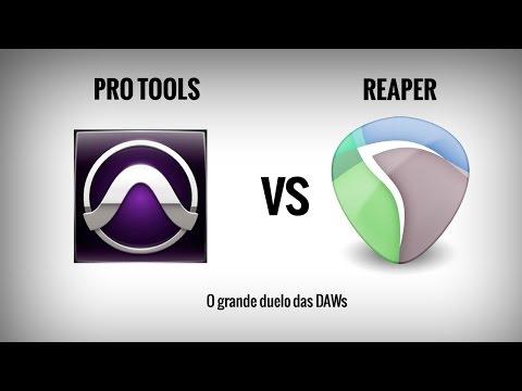 Pro Tools X Reaper – O grande duelo das DAWs com Márcio Mourão
