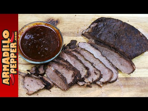 How To Make Brisket (with Texas Crutch) In Masterbuilt Electric Smoker