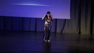 SAFFANAH RAKS- spektakl tańca orientalnego cz.3 Beledi Thumbnail