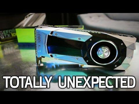 WORLD'S FIRST GTX 1080 Ti Unboxing!!