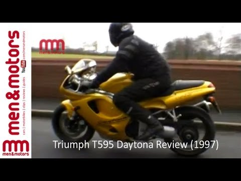 Triumph T Daytona Review ()