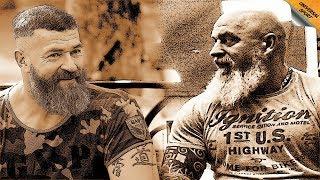 СЕРГЕЙ БАДЮК vs ОЛЕГ ХАПАЕВ /Разговор по душам / UNIVERSAL SPORT