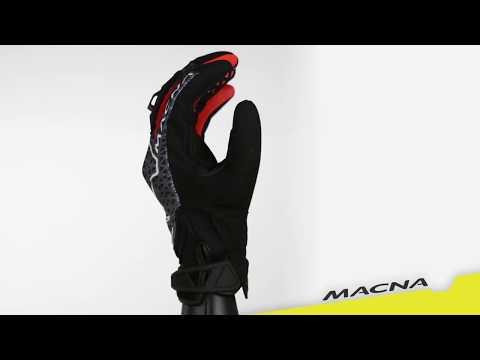 Macna Assault. Короткие летние мотоперчатки.