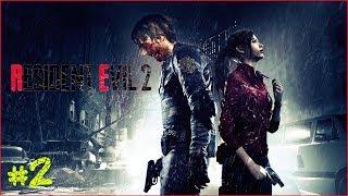 Resident Evil 2 #2 Strach czai się za każdym rogiem !