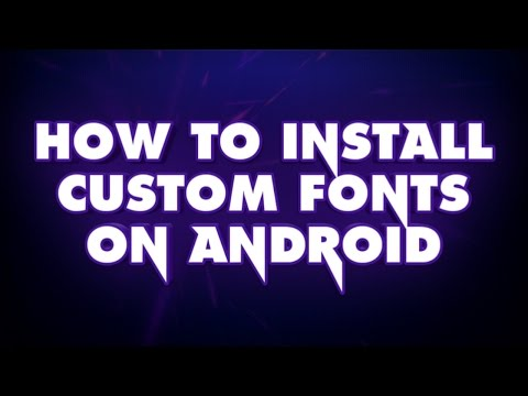 HOW TO INSTALL CUSTOM FONTS IN PIXELLAB (Android)
