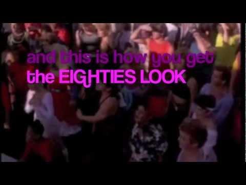 Eighties Fashion aka how to get an 80s look