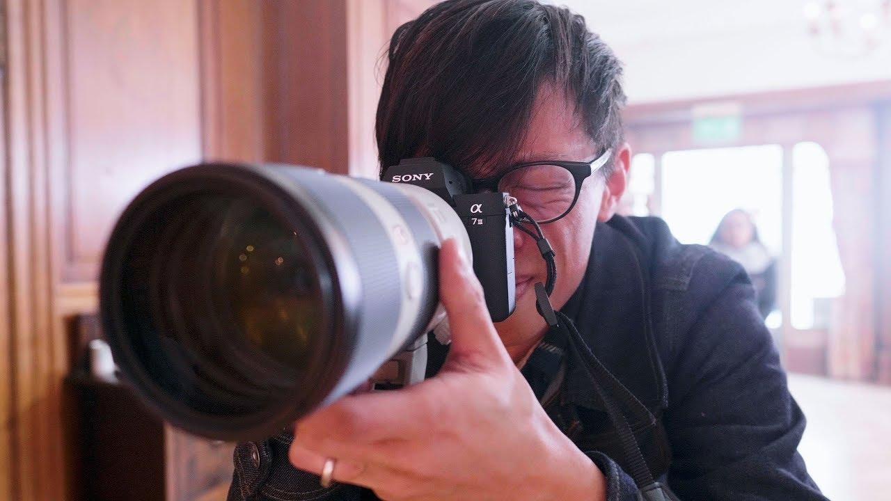 Sony A7 III arrives - full frame 4K HDR video oversampled