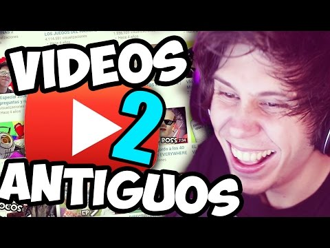 Thumbnail: REACCIONANDO A MAS VIDEOS ANTIGUOS (2016)