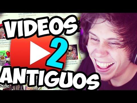 REACCIONANDO A MAS VIDEOS ANTIGUOS (2016)