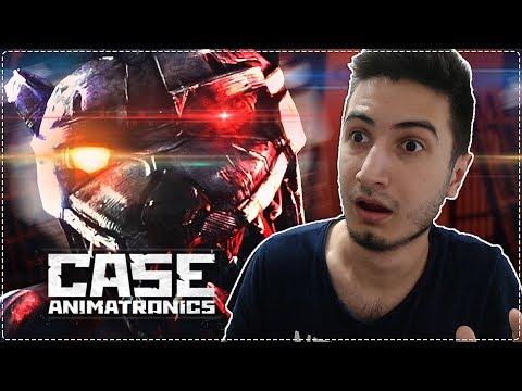 SAKLANMA ZAMANI! | CASE: Animatronics [Türkçe]