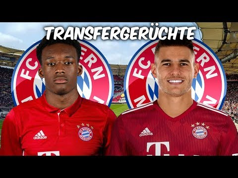 Fc Bayern Transfer Gerüchte