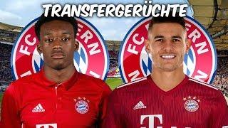 Transferupdate beim FC Bayern   Transfers und Transfergerüchte 2019