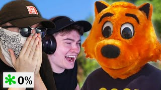 George And Will Watch Cool Cat (2015)