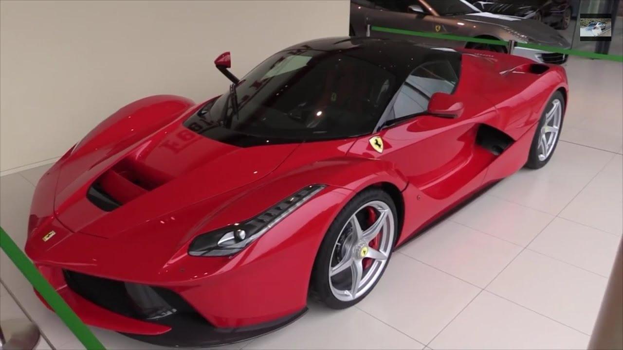 Ferrari Laferrari 2015 In Depth Review Interior Exterior
