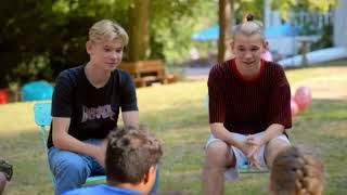 Marcus & Martinus Singing Pocket Dial in Nickelodeon Spotlight Germany