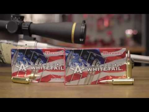 NEW | Hornady® American Whitetail® 2018
