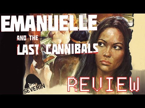 Emanuelle and the Last Cannibals Review Severin Films Blu-ray
