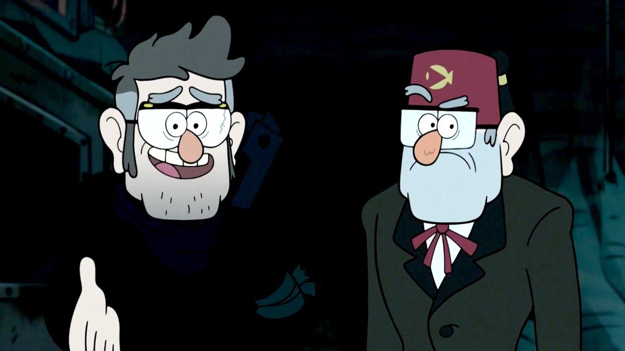 Gravity Falls Jounal Wallpaper Gravity Falls Un Cuento De Dos Stans Review Youtube