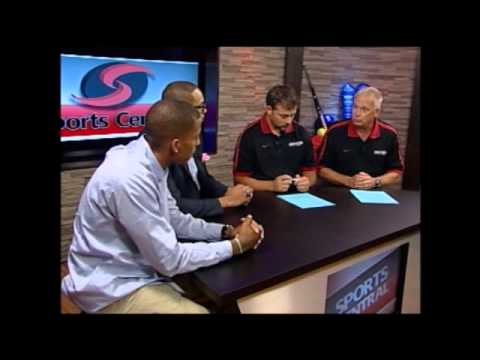 Sports Central #236 - David Walden, R-Jay Barsh, Dana Thomas, Donovan Tinsley
