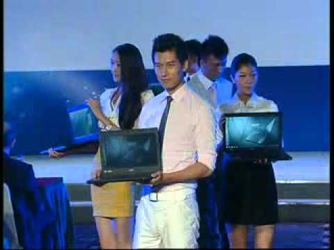 Aug. 2011 Acer Commercial Notebook Launch Event in Beijing, China