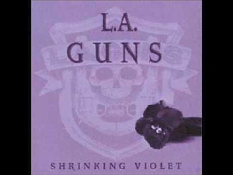 L.A. GUNS SHRINKING VIOLET
