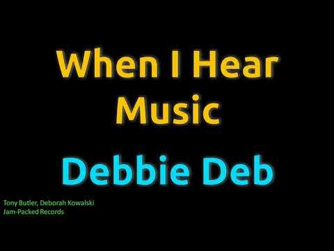 When I Hear Music - Debbie Deb (HD, 320kbps)