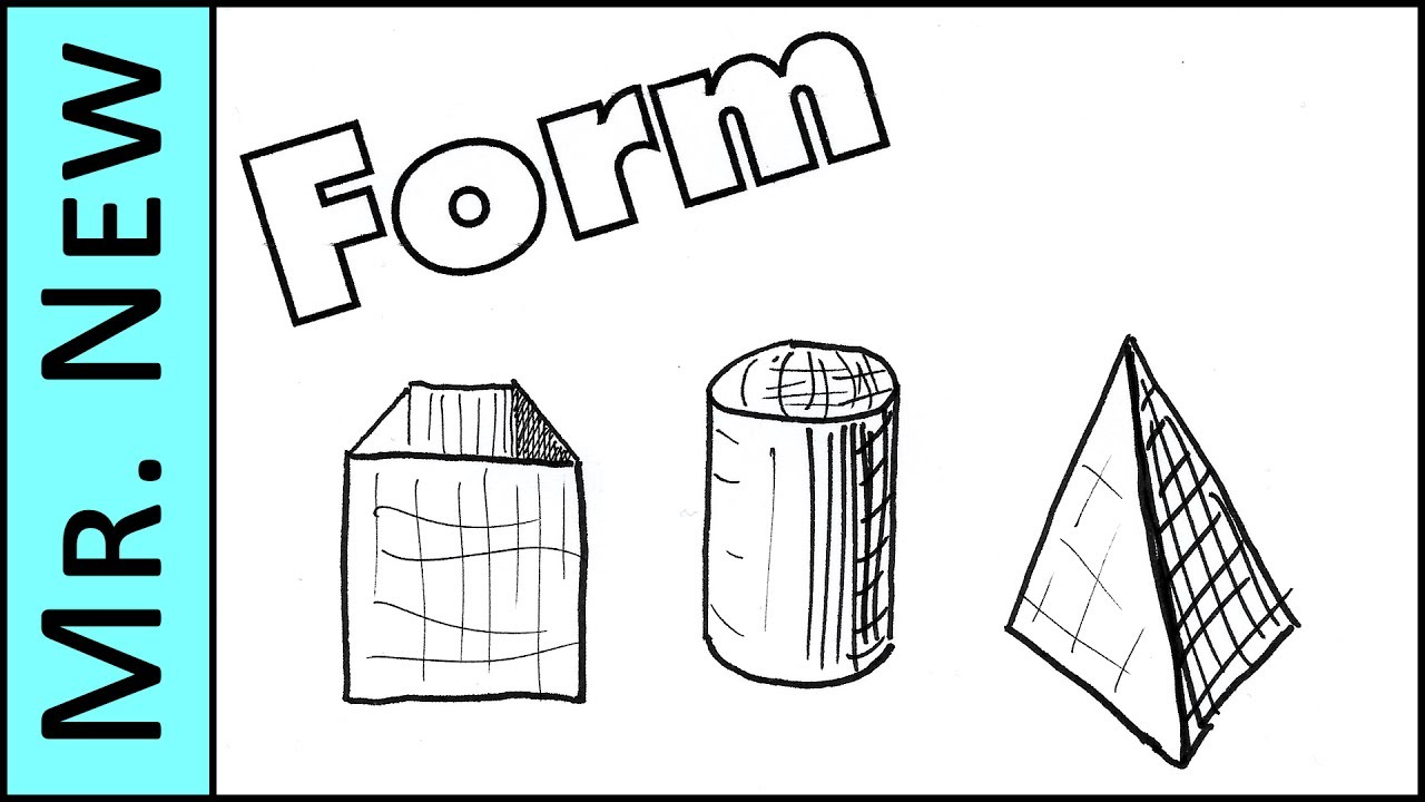 Form In Art And Design : All about form take your art to the third dimension
